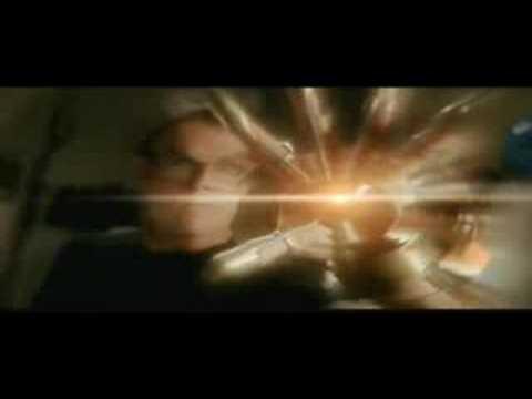 Fall Guy - Dan Shea -Stargate