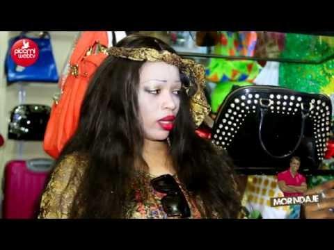 Oumou Sow reçoit Mor Ndajé «Pourquoi Je ne suis pas encore mariée...»