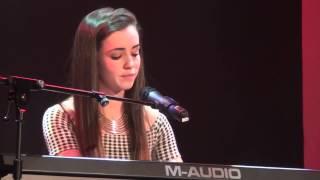 SKINNY LOVE - BIRDIE Performed by Karli McGuire at TeenStar Singing Competition