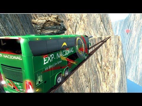 CARRETERAS INFERNALES /EXPRESO NACIONAL / SCANIA G7 1800 6X2