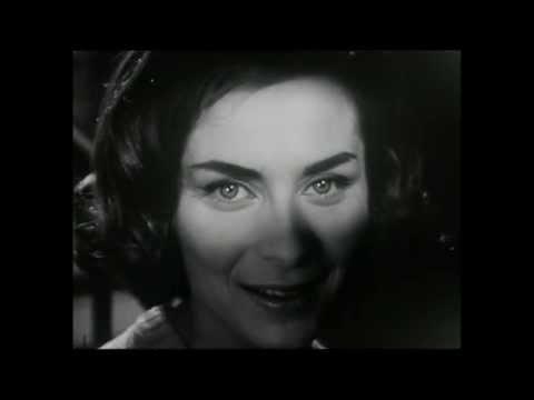 Juliette Mayniel - Interview (1959)