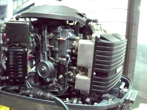 Yamaha outboard engine 115hp youtube sciox Image collections