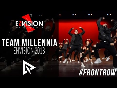 Team Millennia (1st Place) || Envision 2018 || [Dynamiq Official #FRONTROW