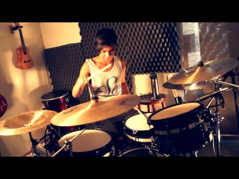The Amity Affliction - My Father's Son (Drum Cover)