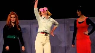 J-PopCon 2015 - Day 1 Group 4 - Totally Spies- Alex, Sam & Clover