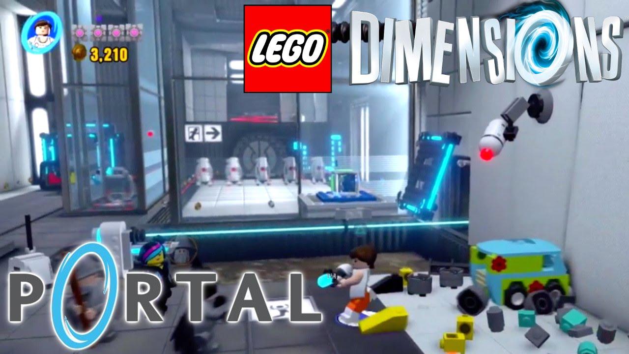 Portal 2 Lego | www.pixshark.com - Images Galleries With A ...