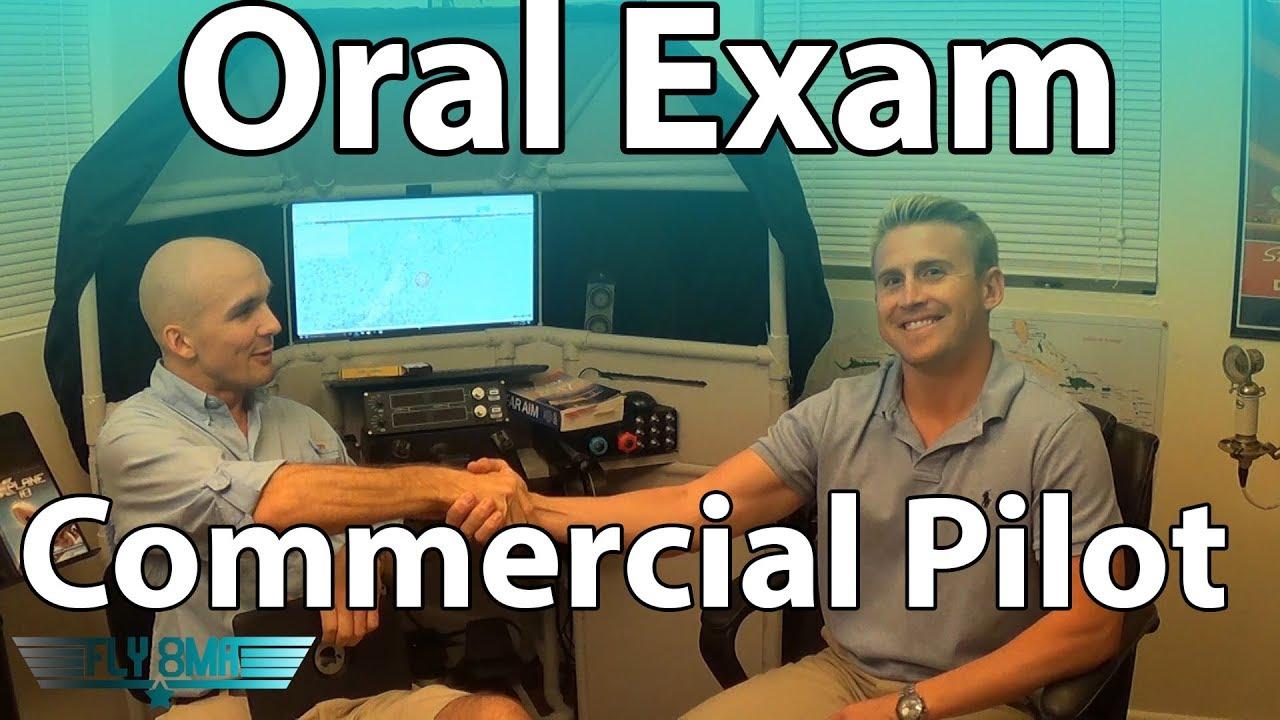 Commercial Pilot Oral Exam   FAA Checkride Prep