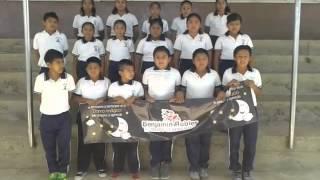 La niñez de San Juan Bautista Tuxtepec, saluda y agradece al senador Benjamín Robles Montoya