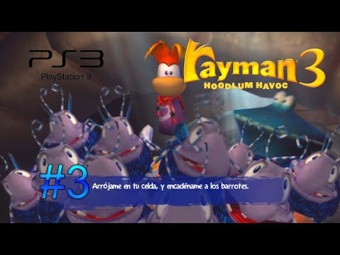Rayman 3 ps3 - Parte 3 - La Ciénaga |Español| from YouTube · Duration:  27 minutes 55 seconds