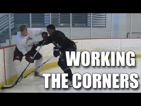 How to Work the Corners : Dustin Byfuglien