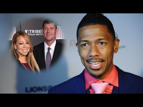 Nick Cannon Hilariously Reacts to Mariah Carey's Engagement-See the Pic!