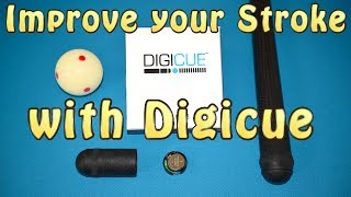 Snooker Accessories - Improve your Stroke with Digicue - Pool and Billiard Training Lessons by PoolShot.org