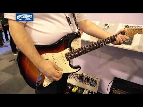 TC Electronic Helix Phaser & Viscous Vibe Pedals - NAMM 2015