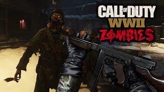 Call of Duty: World War 2 ZOMBIES | First Play Through | (The Final Reich)