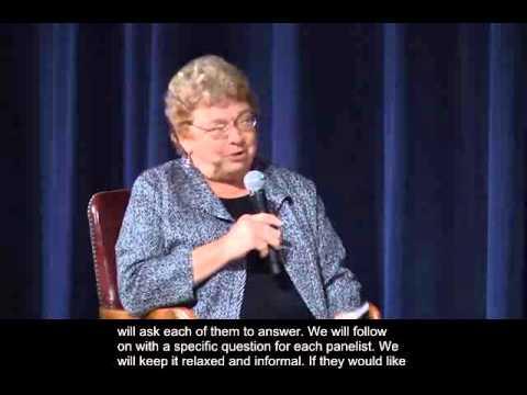 Volpe Federal Women's Program Panel (1/5)