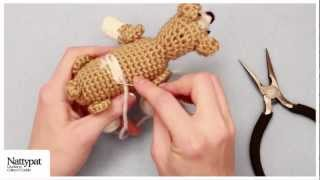Needlework Finishing Technique: Embellishing Crochet Amigurumi Toys with Embroidery