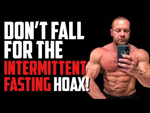 Intermittent Fasting is a HOAX Studies Are In!   Tiger Fitness