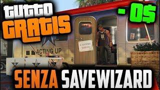 🔥SUPER🔥 GTA 5 Online - TUTTO GRATIS ONLINE + SOLDI INFINITI (Modalità Regista Online) NO SAVEWIZARD