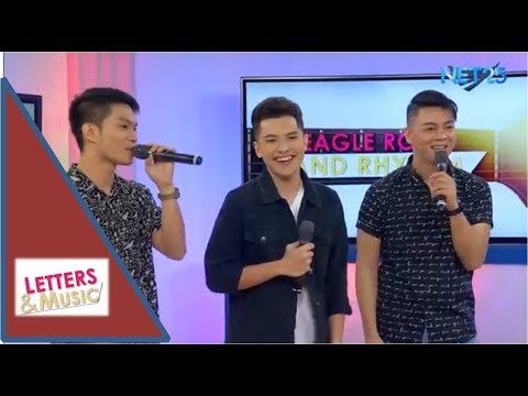 """Meet The Members Of TNT's """"COVE"""" (NET25 LETTERS AND MUSIC)"""