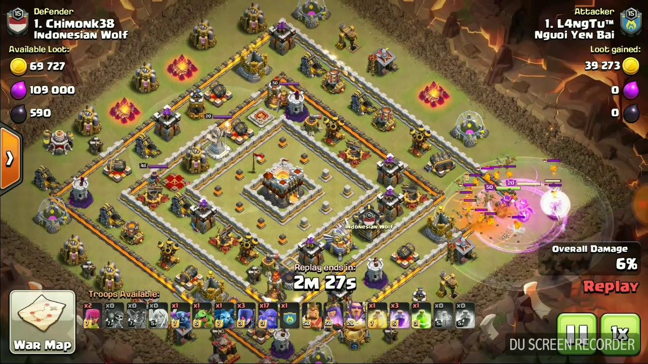 Base War Th 11 Anti Bintang 2 7