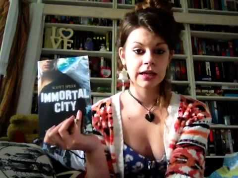 REVIEW TIME!! Immortal city by Scott Speer