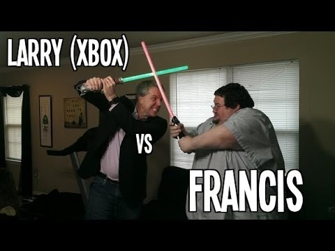 Francis Vs Major Nelson (Xbox One)