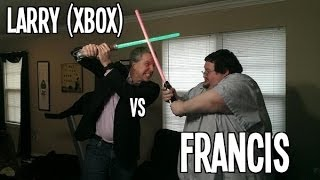 Francis Vs Major Nelson (Xbox One)