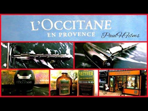 L'Occitane En Provence DE Shave -  Plisson Brush