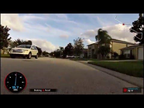 Ninebot One P speed test