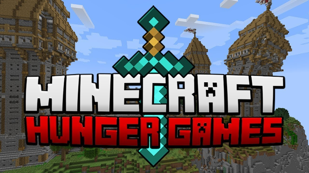 Image result for minecraft hunger games