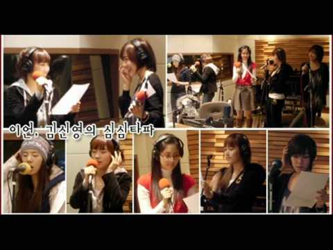 [audio] Taeyeon Tiffany - Reflection , SSTP radio 3/4 Jan 13, 2008 GIRLS' GENERATION Live