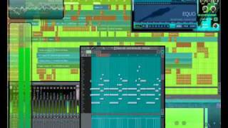 FL Studio 9 - Dreams Of An Absolution (Starlyte 2010 Remix)