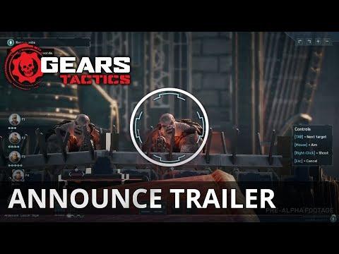 Разработка Gears Tactics идёт по плану