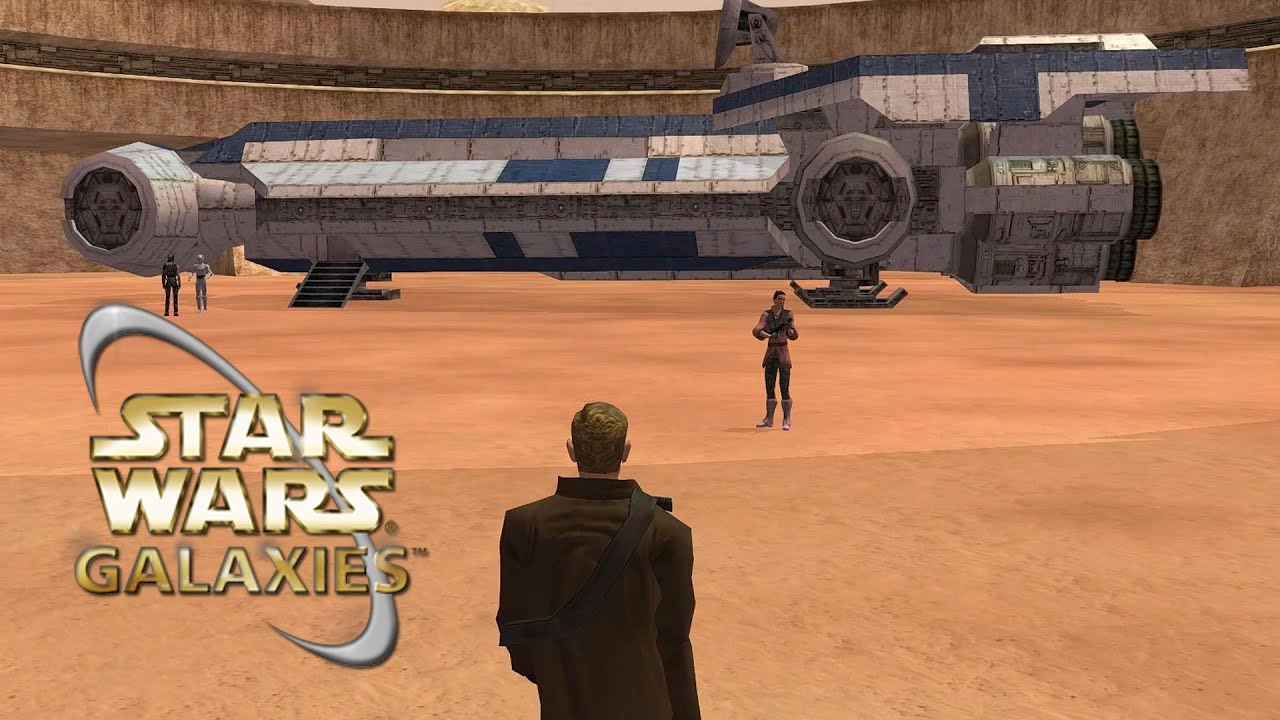 star wars galaxies emu modding graphics and ranting about sandbox