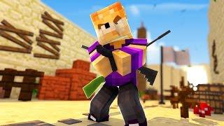 Minecraft: AWP 3D (Textura do CS:GO) ‹ Cachorro1337 ›