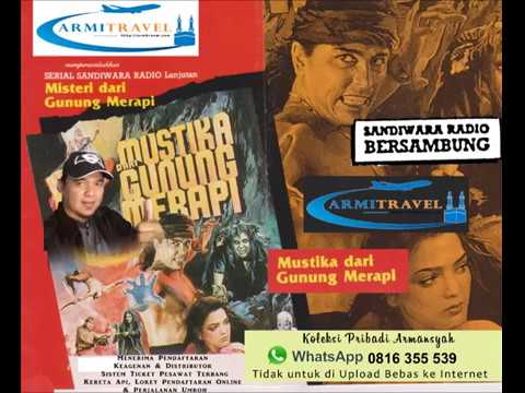 Mustika dari Gunung Merapi (Lanjutan Misteri dari Gunung Merapi)