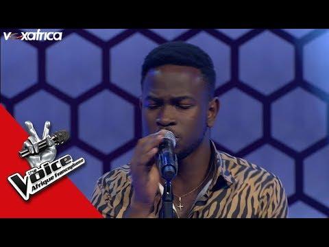Fulbert ' Ayé ' Davido Audition à L'aveugle TheVoiceAfrique Francophone 2017