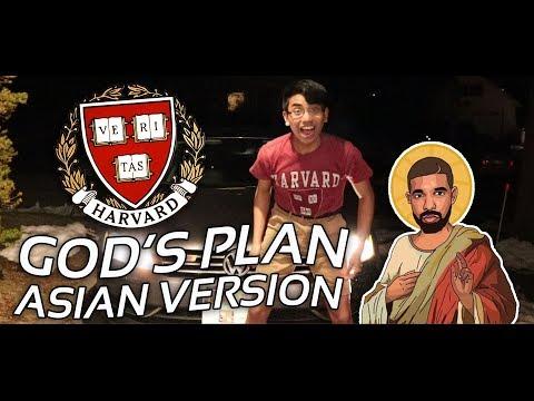 MOM'S PLAN (Drake - God's Plan Asian Parody)