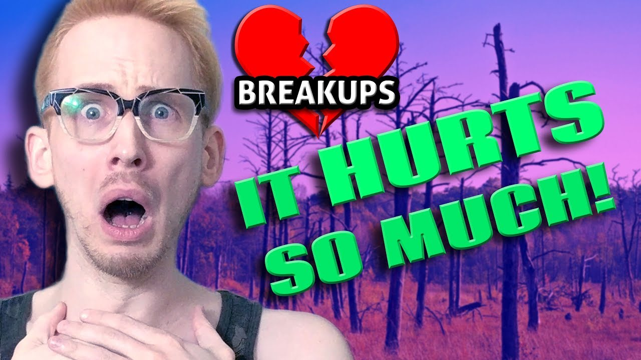 Why Breakups are So Painful - YouTube