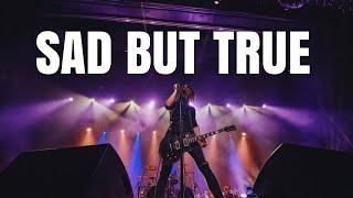 Scream Inc. - Sad but true (Metallica cover) Live Ekb
