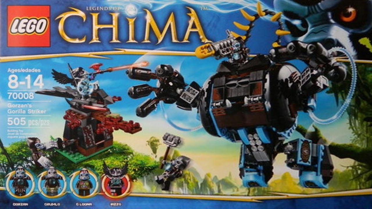 News lego chima ny toy fair 2013 pictures 70007 70008 70009 70010 70105 70106 70107 - Image de lego chima ...