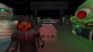 Roblox:Coffin Without A Prayer! Halloween Version CWP