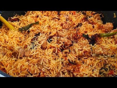 Mutton Biryani | Mutton biryani in tamil | மட்டன் பிரியாணி | Seeraga samba mutton biryani Recipe