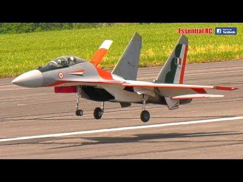 Sukhoi Su-30 RUSSIAN Сухой Су-30 NATO:Flanker-C Multi-role FIGHTER (CARF Models RC scale jet)