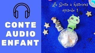 Conte pour Enfant | Rodolphe, le petit extraterrestre