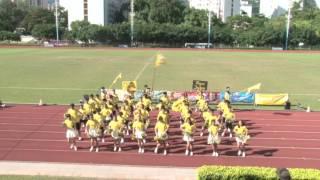 福建中學2016-2017 運動會啦啦隊 (黃社)