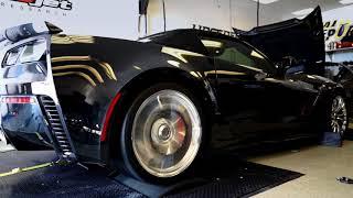 C7 ZO6 Corvette LT4 720 Horsepower Package 2015-18