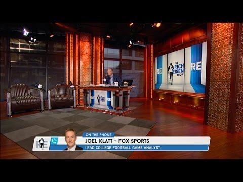 FOX Sports College Football Analyst Joel Klatt Talks NCAA Football - 10/21/16