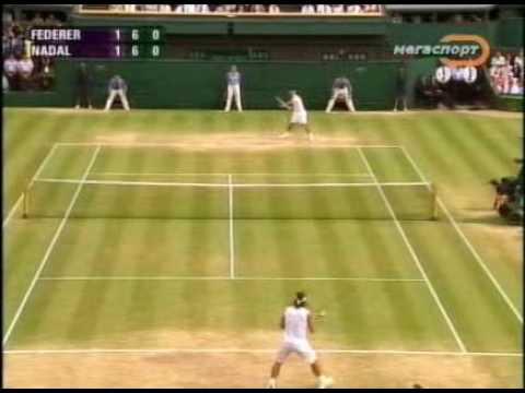 Wimbledon 2007(Roger Federer/Rafael Nadal)