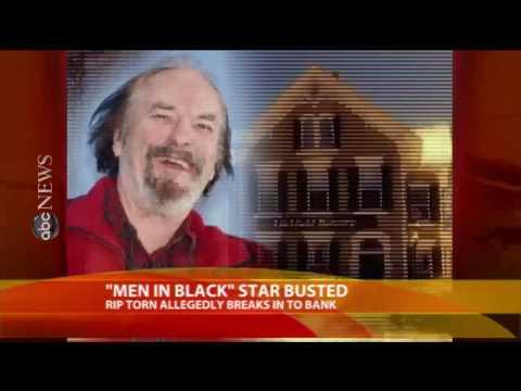 Emmy Winner Turned Bank Robber?